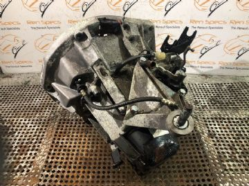 RENAULT LAGUNA 2001-2006 2.0 16V 5 SPEED GEARBOX JR5 123